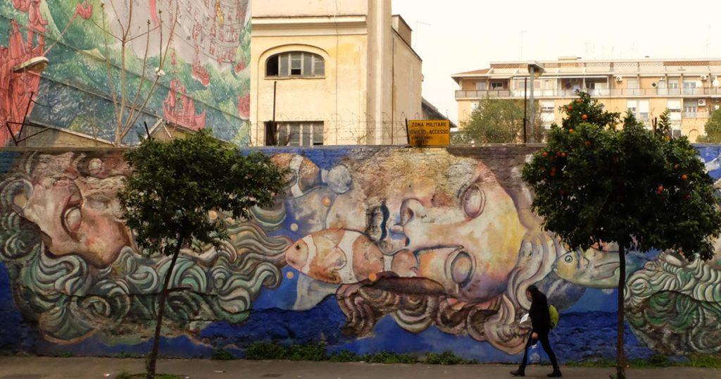 rome streetart