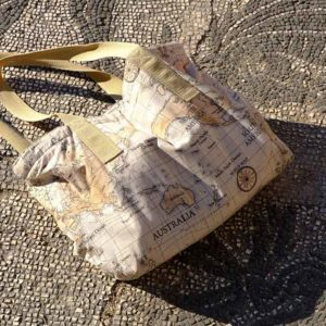 otziotzi-artisanat-textile-sac-cabas-made in france à Ostia Antica
