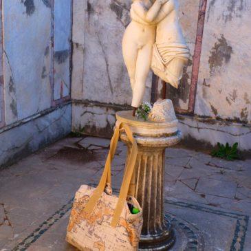Fin des aventures du sac cabas à Rome