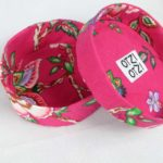 boites-rondes-tissu-otziotzi-rose-fleurs-couvercle