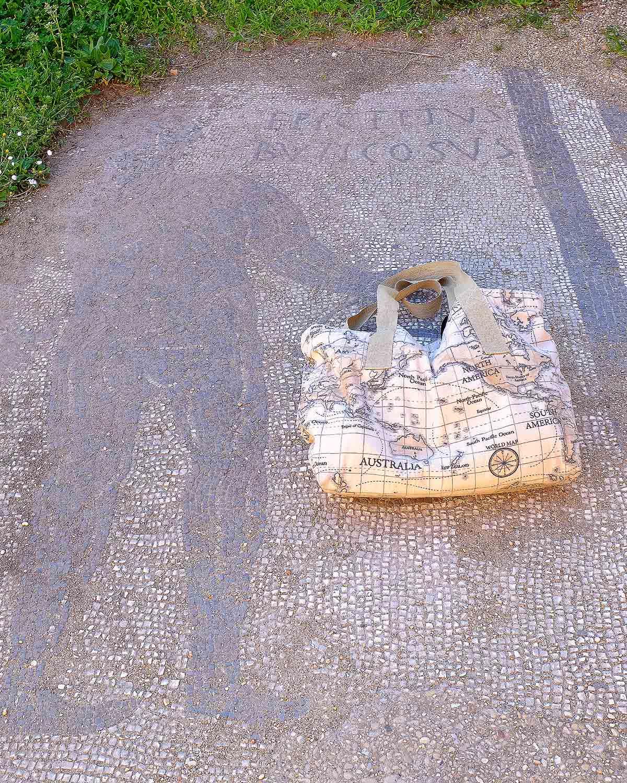 otziotzi-artisanat-textile-sac-cabas-made in france à Ostia Antica