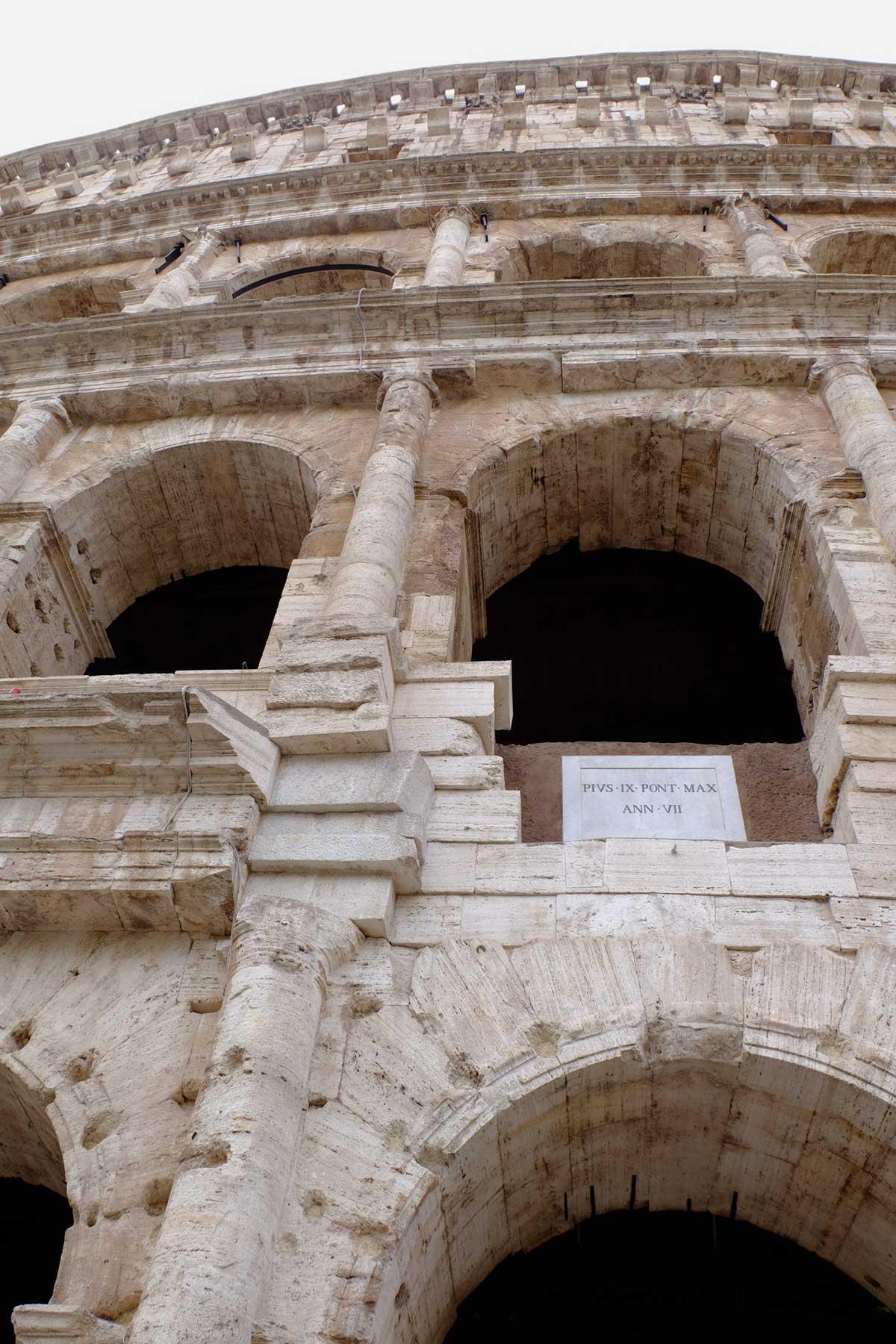 rome collisée