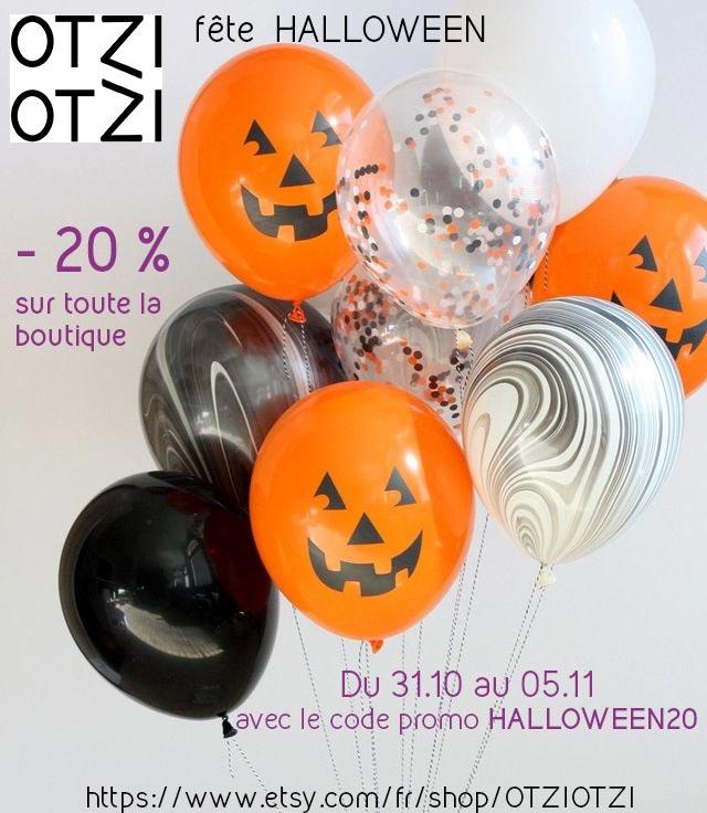 otziotzi promo halloween -20%