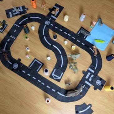 DIY – Le tuto du circuit de voitures